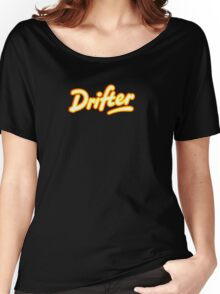 Retro Rowntree's Drifter chocolate bar pack logo Women's Relaxed Fit T-Shirt