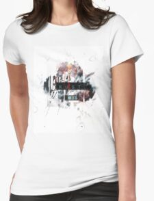 Rust 2 Womens Fitted T-Shirt