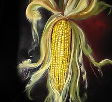 Corn - Parable  by JeffeeArt4u
