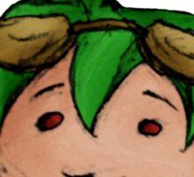 Chibi Yuuya Head Sticker
