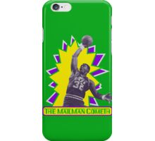 The MailMan Cometh iPhone Case/Skin