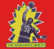 The MailMan Cometh One Piece - Long Sleeve