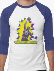 The MailMan Cometh Men's Baseball ¾ T-Shirt
