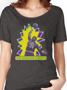 The MailMan Cometh Women's Relaxed Fit T-Shirt