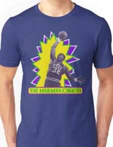 The MailMan Cometh Unisex T-Shirt