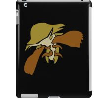 Simplistic Konchu -Monster Hunter- iPad Case/Skin