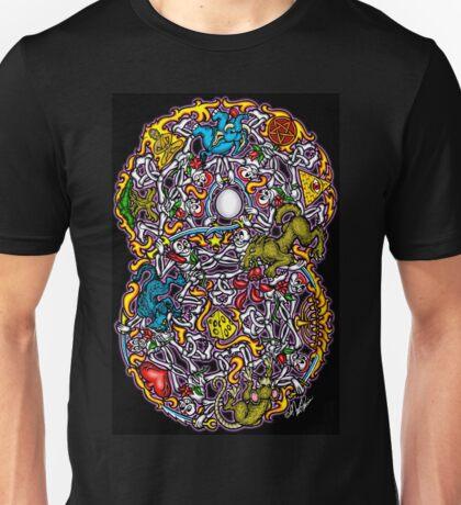 BREAK A FEW EGGS Unisex T-Shirt