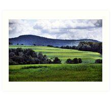 Vermont Countryside Art Print