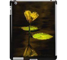 GLOWING REFLECTIONS iPad Case/Skin