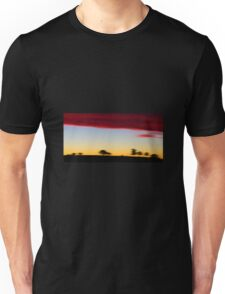 fleeting sunset Unisex T-Shirt