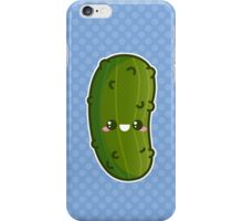 Kawaii Pickle iPhone Case/Skin