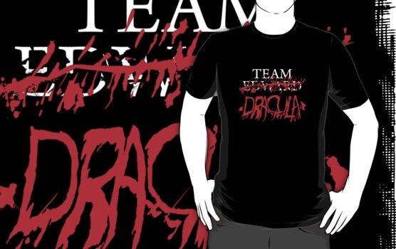 Team Dracula (Dark) by designpickles