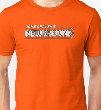 Newsround Unisex T-Shirt
