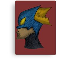 Feel Justice Ink Canvas Print