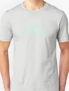 "The Tomorrow People ""Homo Superior"" Unisex T-Shirt"
