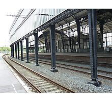 Haarlem Centraal - The Netherlands Photographic Print