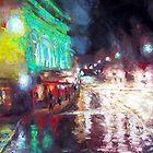 Turner-ing on the Charleston Lights by Cameron Hampton