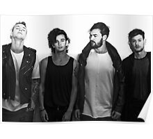 The 1975 - The Crew Poster