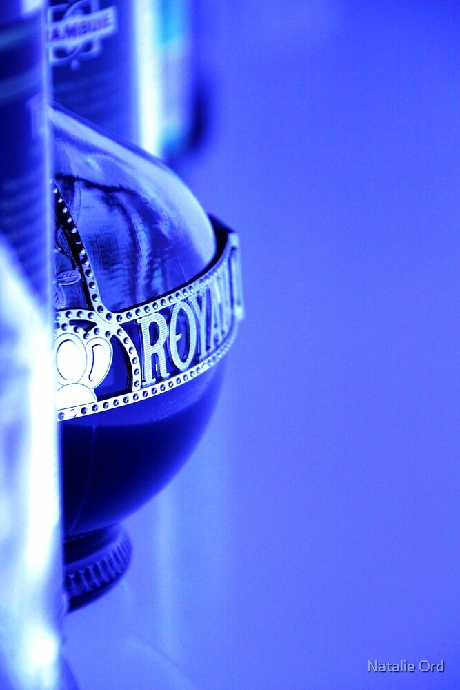 Royal Blue by Natalie Ord