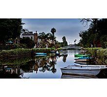 Venice, CA Photographic Print