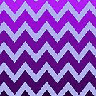 Purple Haze Chevron by gretzky