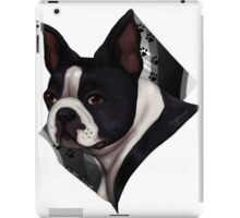 In memory of the best dog ever iPad Case/Skin