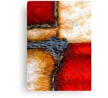 Abstract Colors #116 Canvas Print