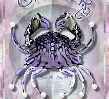 Zodiac Sign - Cancer, 2004 by ArtStudio66