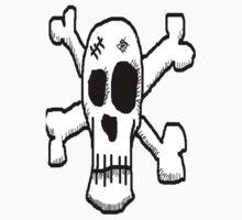 skull 'n' Cross Bone by Michelena Mc Cann