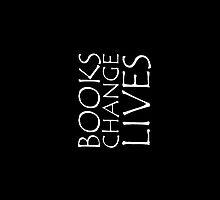 Books Change Lives by Carol Oliveira
