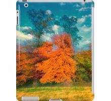 Autumn Foliage Zoom iPad Case/Skin