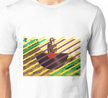 Record Collage Unisex T-Shirt