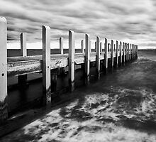 Elwood Jetty by S T