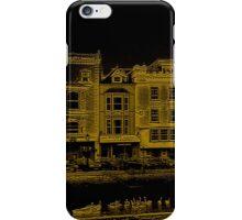 A Canal Street In Dartmouth iPhone Case/Skin