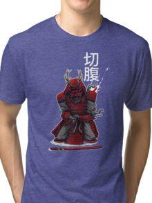 Seppuku Tri-blend T-Shirt