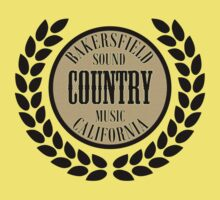 Bakersfield Sound Country Kids Clothes