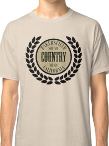 Bakersfield Sound Country Classic T-Shirt
