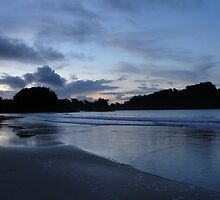 Breaking Dawn, Manuel Antonio National Park, Costa Rica by Possiblephoto