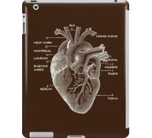 Nomad Heart iPad Case/Skin