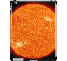 Spiritual Kloth Sun Of The Earth by Kordial Orange iPad Case/Skin