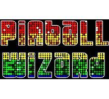 ARCADE - Pinball Wizard! Photographic Print