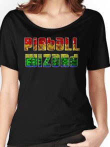 ARCADE - Pinball Wizard! Women's Relaxed Fit T-Shirt
