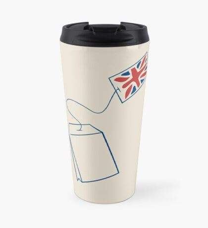 English Tea Bag Travel Mug