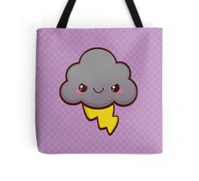 Stormy Cloud Tote Bag