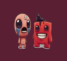 Isaac and Super Meat Boy T-Shirt