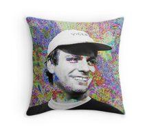 Mac Demarco LSD Throw Pillow