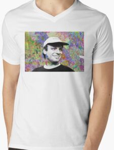 Mac Demarco LSD Mens V-Neck T-Shirt
