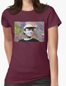 Mac Demarco LSD Womens Fitted T-Shirt