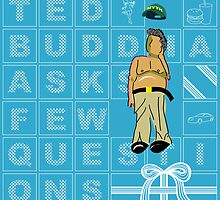 Contented Buddha Asks Few Questions by Andrew McCormick