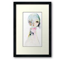 Hidden simplicity  Framed Print